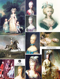 Queen Marie Collage Sheet
