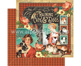 Raining Cats & Dogs Deluxe Collector's Edition 12x12 Pack