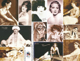 Silver Screen Collage Sheet