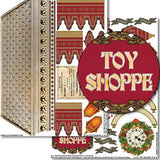 Toy Shoppe Collage Sheet Set