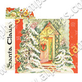 Tiny Christmas Windows Collage Sheet