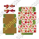 Tiny Little Christmas Gifts Collage Sheet