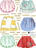 Vintage Aprons Collage Sheet