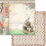 Alice 12x12 Paper Pad - OUT OF STOCK