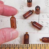 Amber Resin Potions Bottle