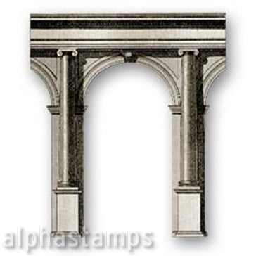 Arch with Columns Download