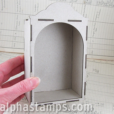 Arched Shrine Shadowbox