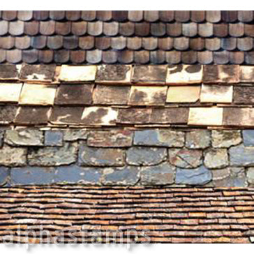 Architecture - Roofs & Chimneys Set Download