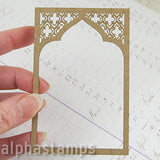 Moroccan Frame