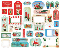 A Very Merry Christmas Cardstock Frames & Tags*