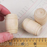 Mini Wooden Barrel