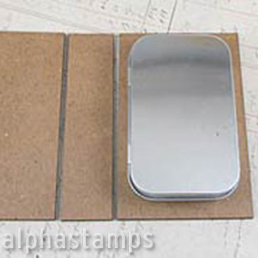 Altoids Tin Book Covers