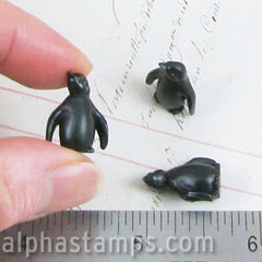 Mini Penguins - Black*