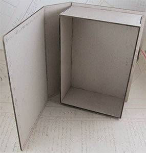 Large Faux Book Box