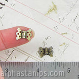 Tiny Butterfly Hinges