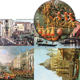 The Canals Collage Sheet