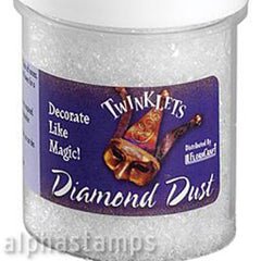 Twinklets Diamond Dust - 3oz Jar