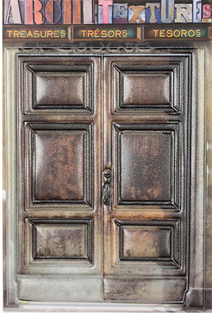 Architextures - Distressed Wooden Doors