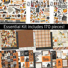 Vintage Halloween Collector's Essential Kit