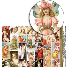 Fairy Inchies Mini Sheet
