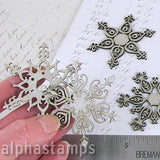 Fancy Flakes Snowflake Set