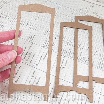 Folding Screen Frame Set