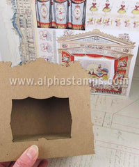 Theatre Francais Facade Add-On Kit