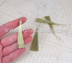 Metallic Gold Tassel*