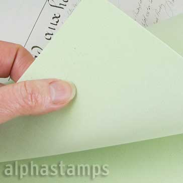 Art Foam Sheet - Sage Green*