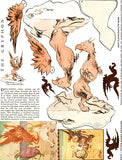 The Gryphon Collage Sheet
