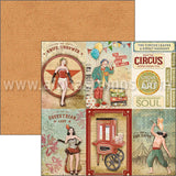 Greatest Show 6x6 Paper Pad
