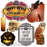 Halloween Carnival Games Set Download