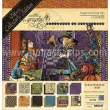 Hallowe'en In Wonderland Collector's Edition 12x12 Pack