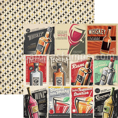Happy Hour 12x12 Collection Kit