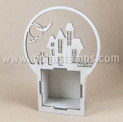 Haunted House Mini Shrine