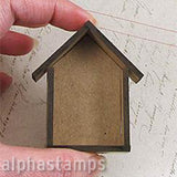 Tiny Little Shadowbox Houses 2