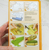 3D Coffin Clear Stamp Set*