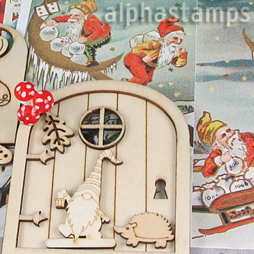 New Year Gnomes Kit - January 2020 - SOLD OUT