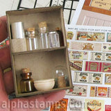 Matchbox Cabinet Kit