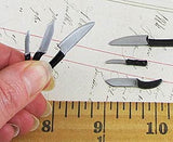 Miniature Carving Knives