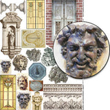 Large Conservatory Parts Collage Sheet