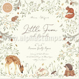 Little Fawn & Friends 6x6 Paper Pad
