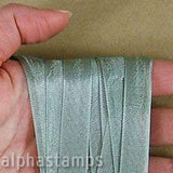 Metal Green Seam Binding