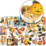 Mini Halloween Banner Half Sheet