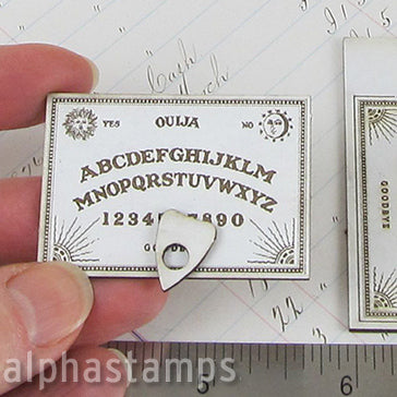 Miniature Ouija Board