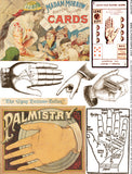 Palmistry Collage Sheet