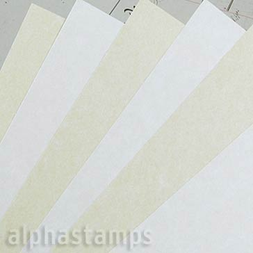 Parchment for Mini Letters*