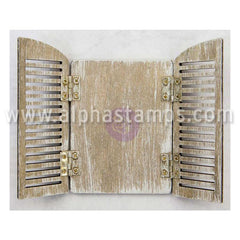 Memory Hardware - Parisian Arch Shutters*