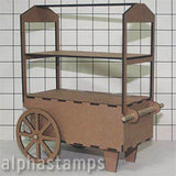 Large Peddlers Cart