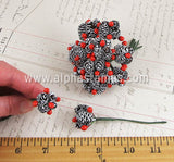 Miniature Pinecone Picks